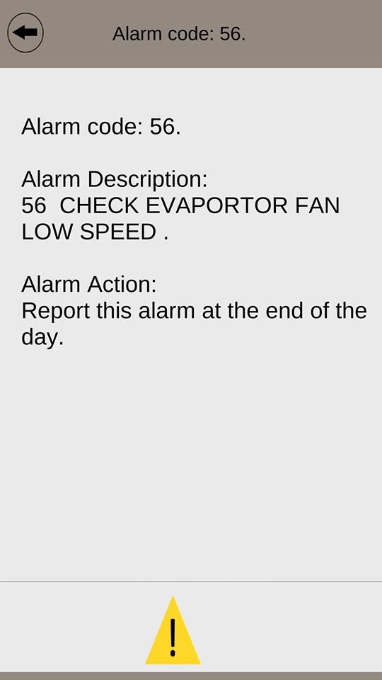 Thermo King alarm codes for Android - APK Download