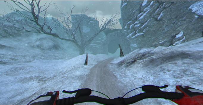 MTB DownHill: Multiplayer apk screenshot