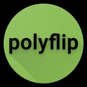 polyflip icon