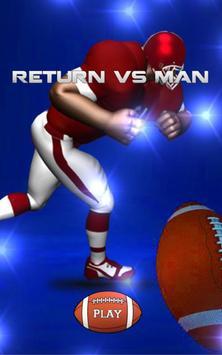 Return Vs Man poster