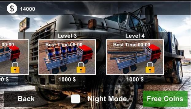Truck Simulator / Transport poster