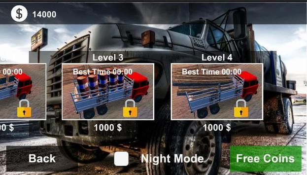 Truck Simulator / Transport screenshot 3
