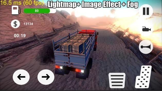Truck Simulator / Transport screenshot 7