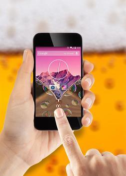 Bubble Zipper Lock Screen apk screenshot