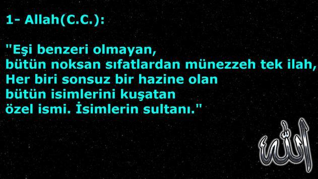 Esma-Ül Hüsna (99 İsim) poster