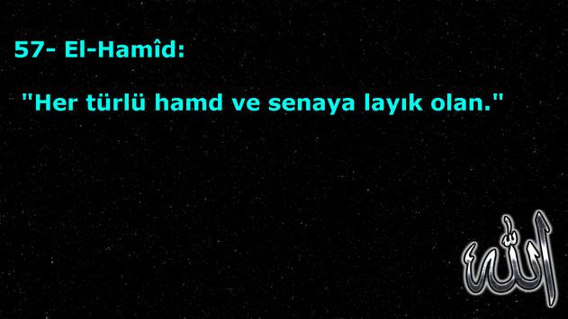 Esma-Ül Hüsna (99 İsim) screenshot 12
