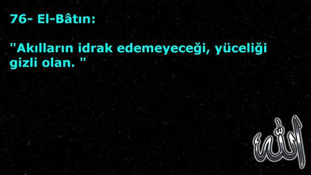Esma-Ül Hüsna (99 İsim) screenshot 13