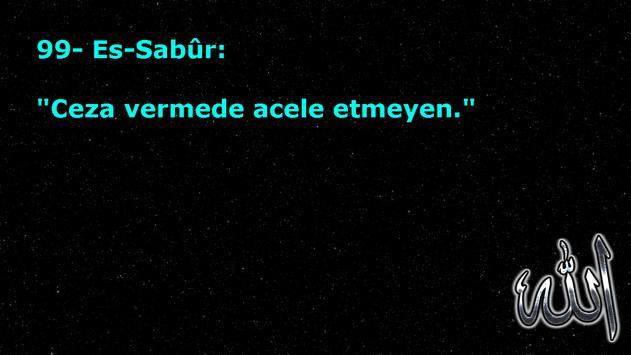 Esma-Ül Hüsna (99 İsim) screenshot 15