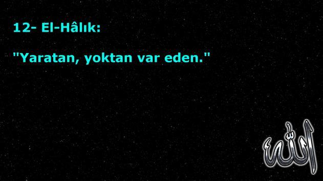 Esma-Ül Hüsna (99 İsim) screenshot 21