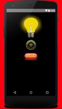 Gs Flashlight (LICENSED) screenshot 1