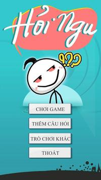Hỏi Ngu - Đố Vui - Do vui - Hoi Ngu - Trolls 2018 poster