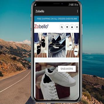Zobello - Online Fashion Store For Man screenshot 3