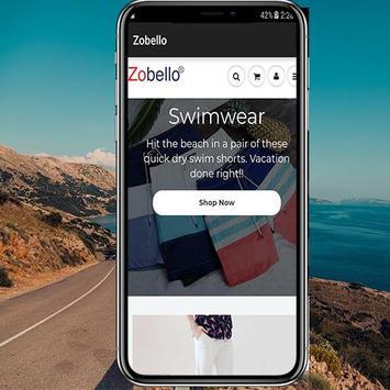 Zobello - Online Fashion Store For Man screenshot 4