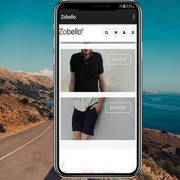 Zobello - Online Fashion Store For Man screenshot 5