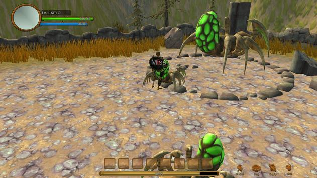 Forest Dawn Horizon Skull 2017 screenshot 2