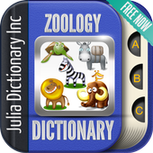 Zoology Dictionary icon