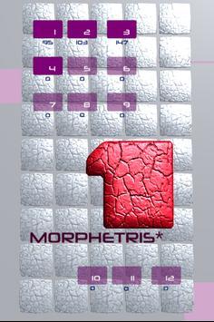 Morphetris apk screenshot