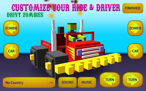 Drivy Zombies - Battle Royale poster