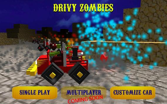Drivy Zombies - Battle Royale screenshot 1
