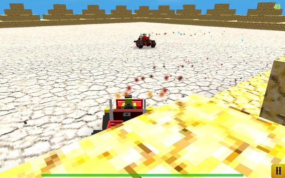 Drivy Zombies - Battle Royale screenshot 2