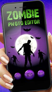 Zombie Booth Photo Editor poster