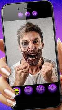 Zombie Booth Photo Editor apk screenshot