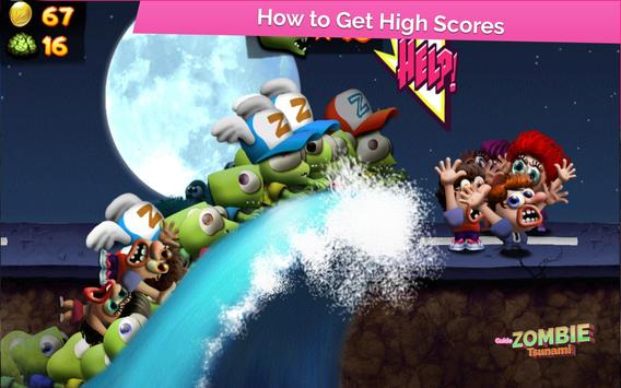 New Zombie Tsunami :Best Guide apk screenshot