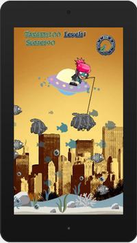 Zombie Girl Fishing screenshot 6