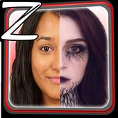 Zombie Photo Camera icon