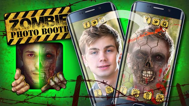 Zombie Photo Booth poster