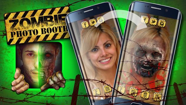 Zombie Photo Booth apk screenshot