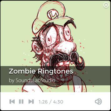 Zombie Ringtones poster