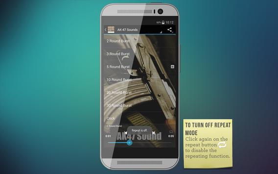 Zombie Ringtones screenshot 1
