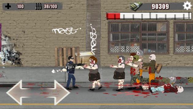 Zombie Union City apk screenshot