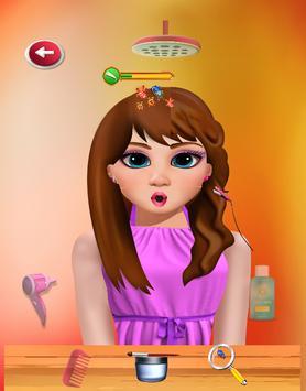 Brazilian Hair Salon Makeup apk screenshot