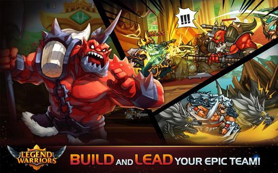 Legend Heroes: Epic Battle - Action RPG screenshot 14