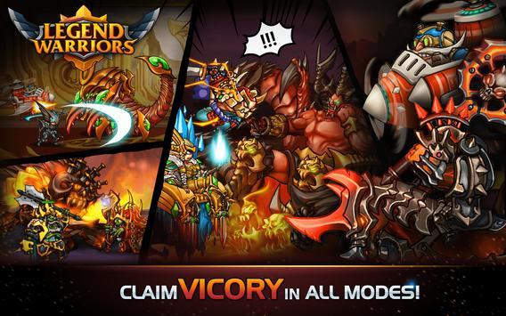 Legend Heroes: Epic Battle - Action RPG screenshot 17