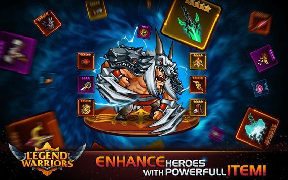 Legend Heroes: Epic Battle - Action RPG screenshot 18