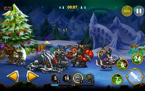 Legend Heroes: Epic Battle - Action RPG screenshot 6