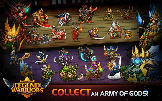Legend Heroes: Epic Battle - Action RPG screenshot 8