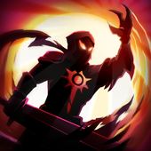 Game android ☠☠Shadow of Death: Dark Knight - Stickman Fighting APK new new