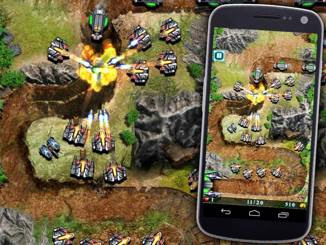 Star Wars: Galactic Defense Arrives on Mobile Devices ...