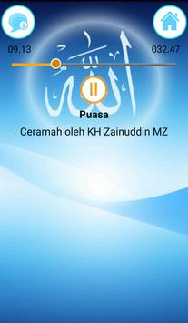 Ceramah Islam KH Zainuddin MZ screenshot 3