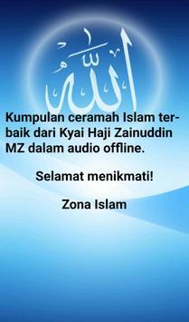Ceramah Islam KH Zainuddin MZ screenshot 4