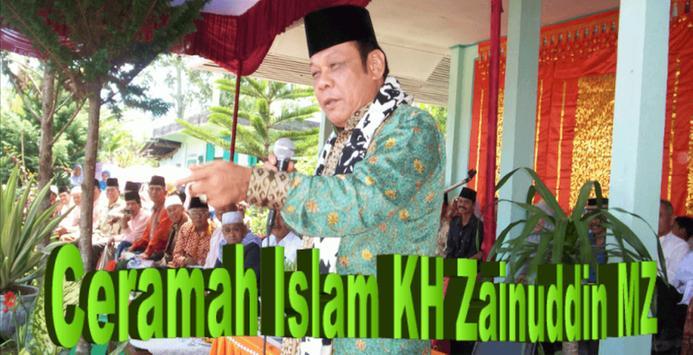 Ceramah Islam KH Zainuddin MZ screenshot 5