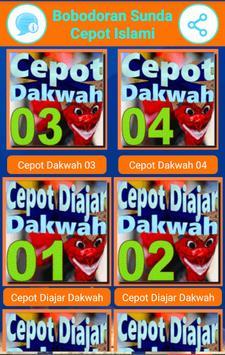 Bobodoran Sunda Cepot Islami screenshot 2