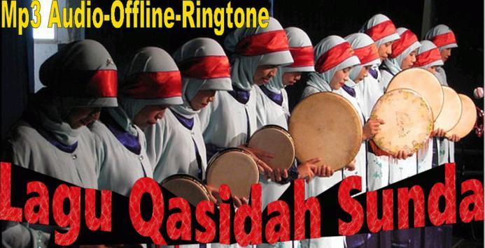 Mp3 Lagu Qasidah Sunda (Offline + Ringtone) poster