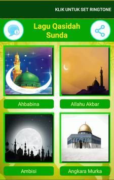 Mp3 Lagu Qasidah Sunda (Offline + Ringtone) screenshot 2