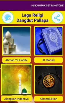 Lagu Religi Dangdut Pallapa screenshot 2