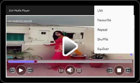 Super HD Flv Player poster